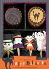 Halloween Party Cupcake Kit -