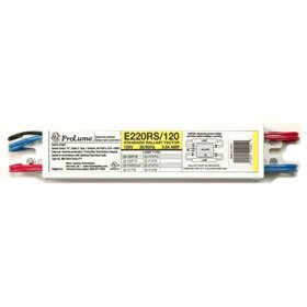 - Halco 50110 - E220RS/120 T12 Fluorescent Ballast