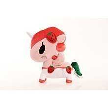 Neon Star by Tokidoki Unicorno Ruby Plush