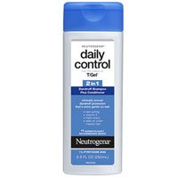 Neutrogena T-gel Daily Control (Neutrogena Neutrogena T/Gel Daily Control 2 In 1 Dandruff Shampoo Plus Conditioner, 8.5 oz (Pack of 3))