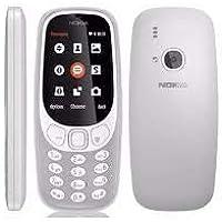 Nokia 3310 (Dual Sim) Sim Free - Grey