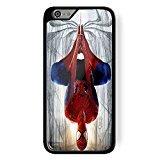 amazing spiderman logo for iPhone 6 Plus/6s Plus Black case