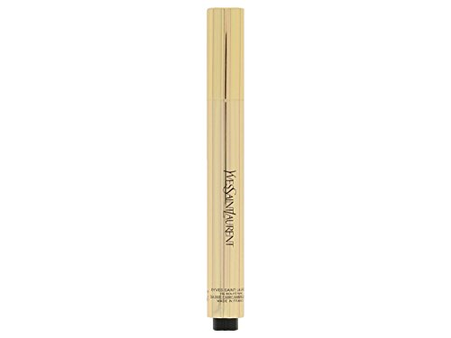 Yves Saint Laurent Touche Eclat Radiant Touch Highlighter for Women, #3 Light Peach, 0.08 (Touche Eclat Radiant Touch Highlighter)