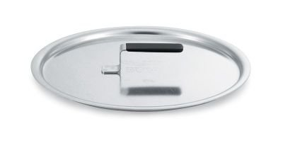 "Vollrath 67318 Wear-Ever 12"" Flat Aluminum Cookware Cover"
