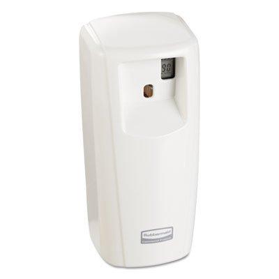 Microburst Odor Control System - Rubbermaid Commercial 1793535 Microburst Odor Control System 9000 LCD, White