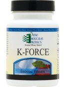 Ortho Molecular Products K-Force Capsules, 60 Count (Vitamin D3 Ortho Molecular)
