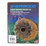 Sherwood 12 Blade Sherwood Impeller Kit 10615K-SHW