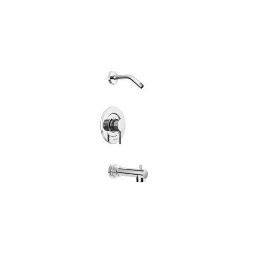 ALIGN MOENTROL TS NO HEAD CHR / Chrome Moentrol(R) tub/shower by Moen