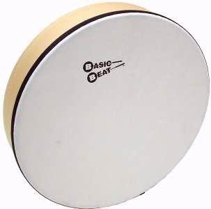 Basic Beat 12'' Pretuned Hand Drum by Basic Beat