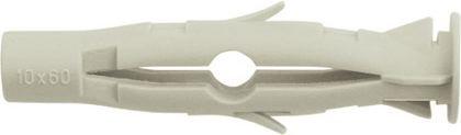 Tassello Tasselli in Nylon Universale Maurer MUX10 Ø xL. 10x60 mm cf.100Pz