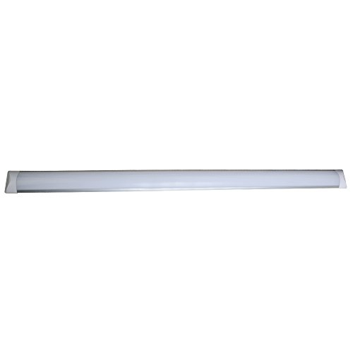 6er Pack 1200mm (4ft) 36W LED Batten with 3000 lm, 160¡ã, 6000K, Ceiling and Wall Surface Mount Linear Lights by Excellent (Image #1)'