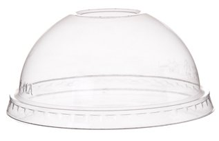 (Bulk Renewable and Compostable Clear Dome Lids, Fits 8 Ounce Paper Food Containers: Eco-Products EP-BSC8DLID (2000 Food Container Lids))