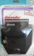 CD Stealth Radial CD Cleaning System