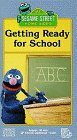 Sesame Street - Getting Ready for School [VHS]