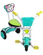 Three wheels bike for children Turquoise