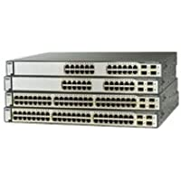 Cisco WS-C3750G-48TS-S Catalyst 3750G-48TS SMI 48 Port Switch