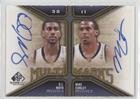 O.J. Mayo; Mike Conley (Basketball Card) 2009-10 SP Game Used - Multi Marks Dual Autographs - [Autographed] (Mayo Autograph)