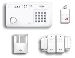 Security System Deluxe Kit (Skylink SC-100 Security System Deluxe)
