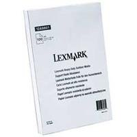 Lexmark A4 Outdoor Media 100 Sheets