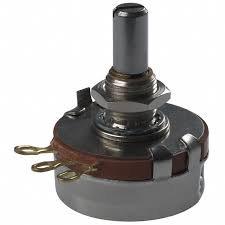 314 /° Rotation 1 piece +//- 10/% Tolerance PEC KU2531S28 // RV4NAYSD253A Linear Potentiometer 2 Watt 25K Ohms