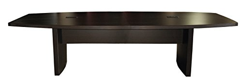 Mayline Aberdeen Series Conference Table with Boat Surface,