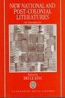 New National and Post-Colonial Literatures : An Introduction, , 0198710402