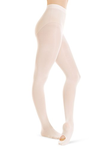 Adult Ultra Soft Convertible Tights 319LTNM Light tan Medium