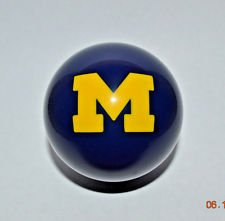- Michigan Wolverines Shift Knob (Blue)