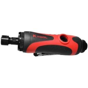 K-Tool International (KTI87124) Heavy duty industrial quality 1/2'' HP 1/4'' Straight Die Grinder by K-Tool International