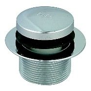 DELTA FAUCET PS2113 CHR/BRS Tip Toe Drain (Delta Stopper Assembly Toe)