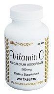 Vitamine C - 500 Mg. (mémoire tampon)