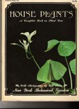 House Plants: A Complete Book on Plant Care