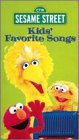 Sesame Street - Kids' Favorite Songs [VHS] by Sesame Street