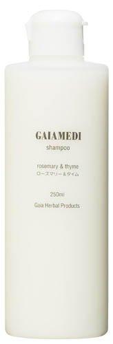 Japan Rosemary - GAIA NP GAIA MEDI | Shampoo | Rosemary & Thyme 250ml (Japan Import)
