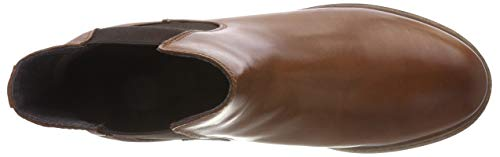 Braun Chelsea Boots cognac 240 Cleated Femme Bianco vfTFqF