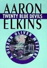 Twenty Blue Devils, Aaron Elkins, 0892964677