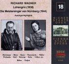 Wagner: Lohengrin (1938 Highlights) / Die Meistersinger Von Nurnburg (1944 Highlights) (Vienna State Opera Live, Vol. 18) by Koch Schwann