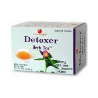 Health King Medicinal Tea Tea Detoxer 20 Bag - King Health Tea Detoxer