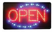 Winco LED-6 Open Led Sign