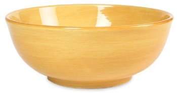 (Tabletops Unlimited Espana Butter Deep Round Bowl )