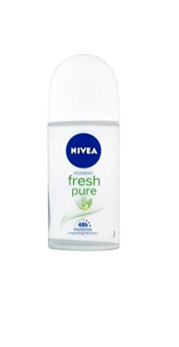 Nivea Fresh Pure Jasmin Scent Deodorant Roll On for Women 50ml / 1.7 oz
