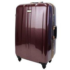 (レジェンドウォーカー) Legend Walker スーツケース キャリーケース ハード 旅行 スーツケース 70L 6700-66 B00M1JLHRI2.ワインレッドカーボン