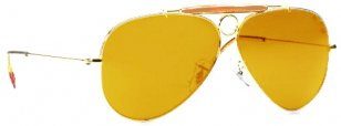 [Fear And Loathing In Las Vegas Hunter S. Thompson Costume Sunglasses] (Gonzo Adult Costumes)