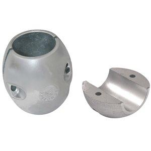 Tecnoseal X5 Shaft Anode - Zinc - 1-1/4
