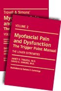 Travell & Simons' Myofascial Pain and Dysfunction The Trigger Point Manual Two Volume Set
