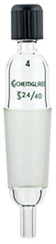 - Chemglass CG-1042-E-02 Series CG-1042-E 1/4