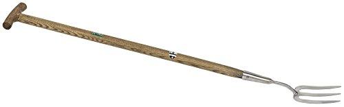 Draper Heritage Range Fork with FSC Certified Ash Handle - 36747