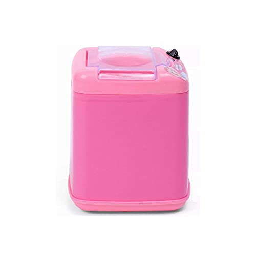 Generic Plastic Pink Household Washing Machine Toy for Kids- Age Group - 2 Years and Above - (Pack of 1) 219ajoFSo6S India 2021