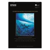 Epson Exhibition Watercolor Paper Textured - S045487 by Epson