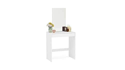 Polifurniture 401704300001 Kansas Vanity Table by Polifurniture